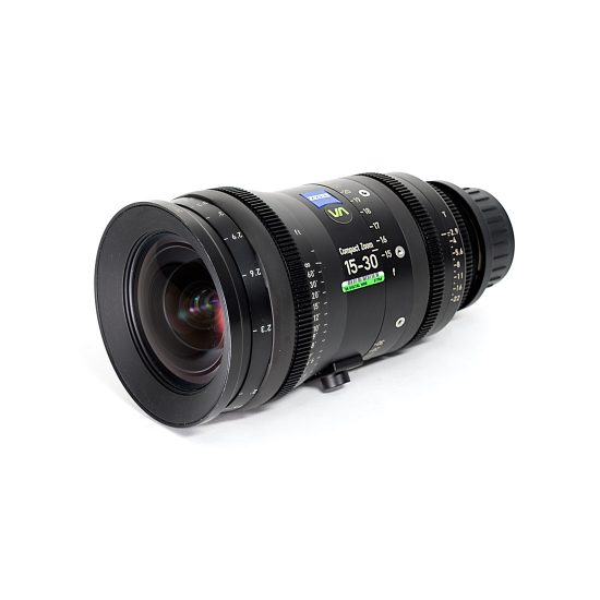 ZEISS 15-30mm CZ.2 Compact Zoom Lens