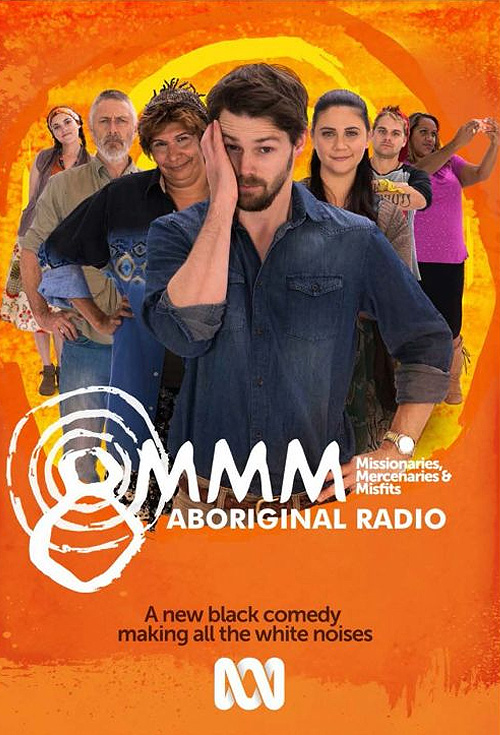8mmm Aboriginal Radio - Production Cover