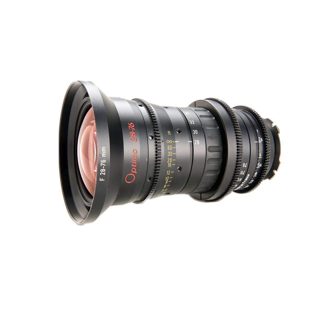 Angenieux 28-76mm PL Zoom Lens