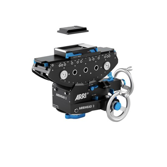 ARRIHEAD 2 Production Tripod Head for 35mm Cameras