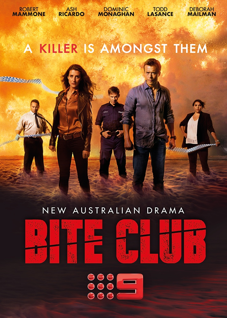 Bite Club - Production Cover