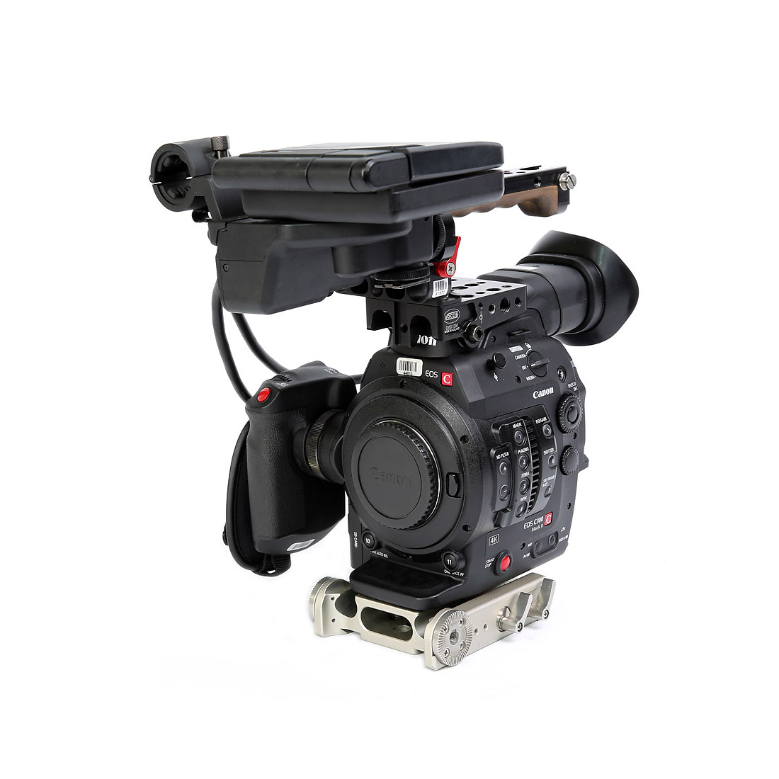VA Hire » Canon C300 Mark II EF - VA Hire
