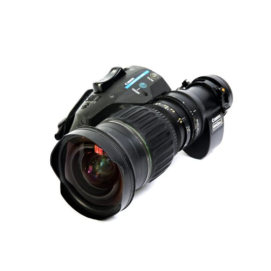 Canon HD Zooms