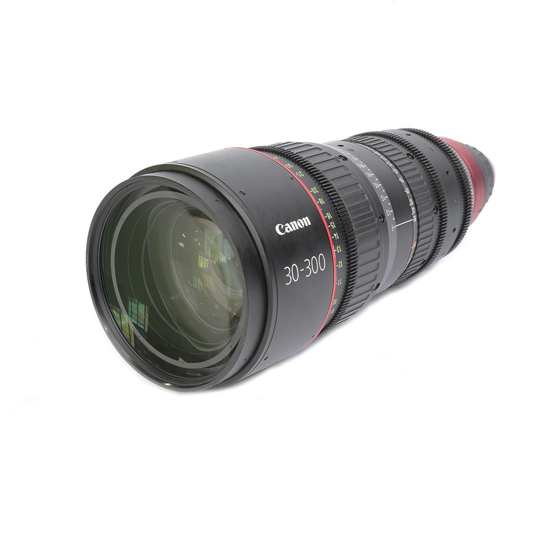 Canon CN-E Zooms