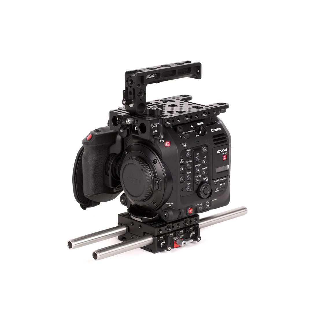 Canon C500 Mark II Full Frame 5.9K CMOS Camera