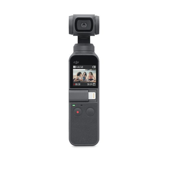 DJI Osmo Pocket gimbal stabilizer camera