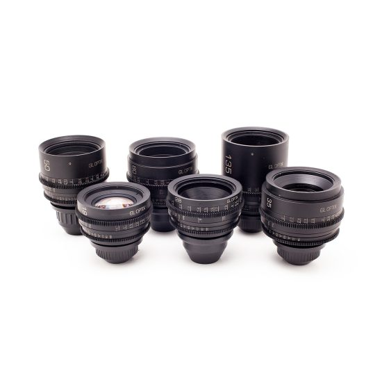 G.L. Optics Leica R Super Speed Primes