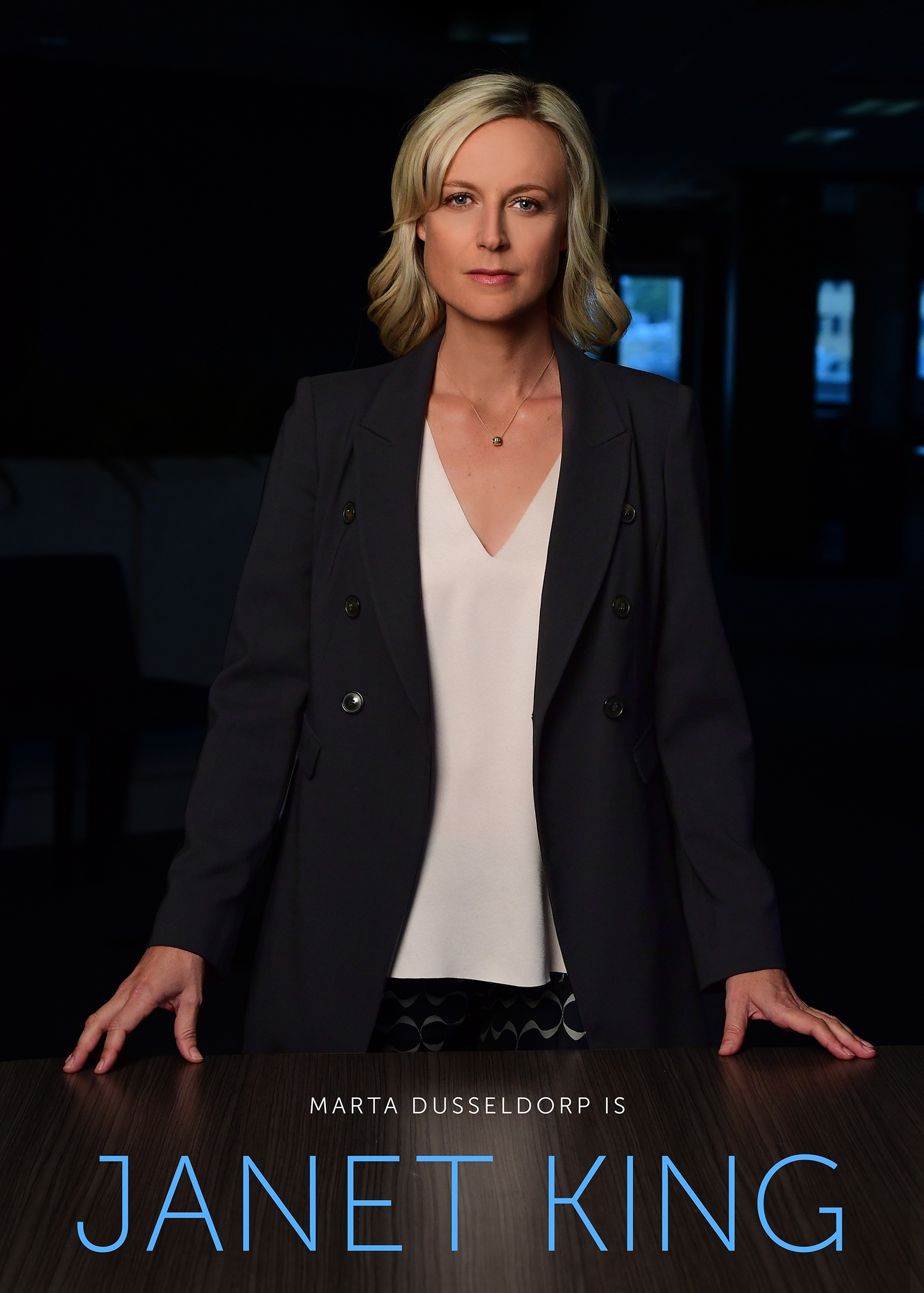 Janet King S3 - Production Cover