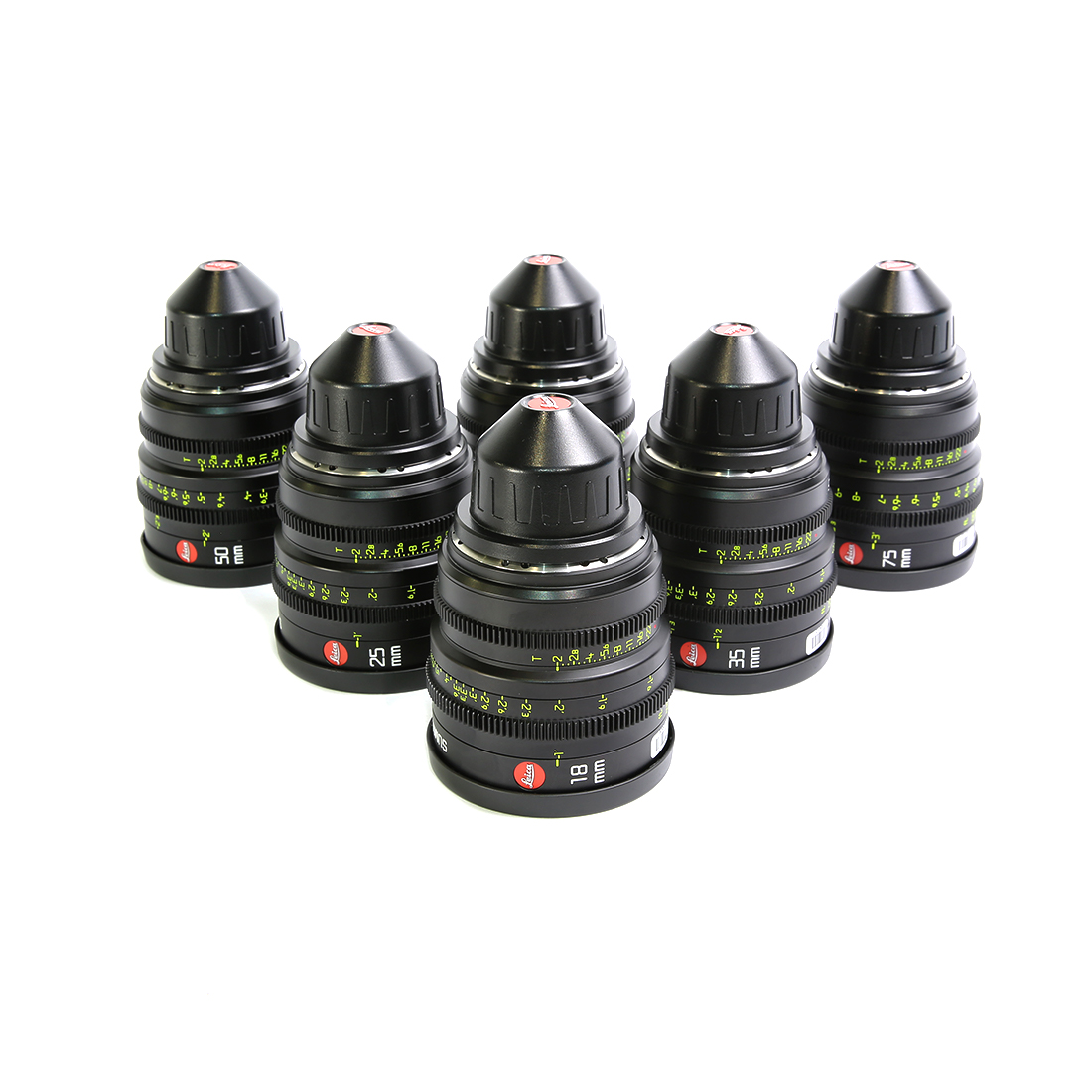 Leica Summicron-C Primes