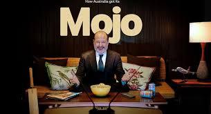How Australia Got It's MOJO - Production Cover