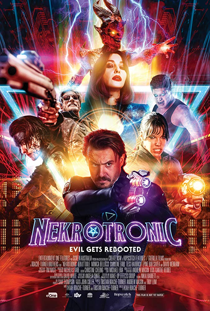Nekrotronic - Production Cover