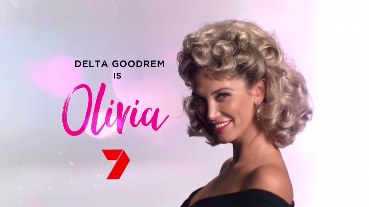 HOPELESSLY DEVOTED TO YOU The Olivia Newton John Story - Production Cover