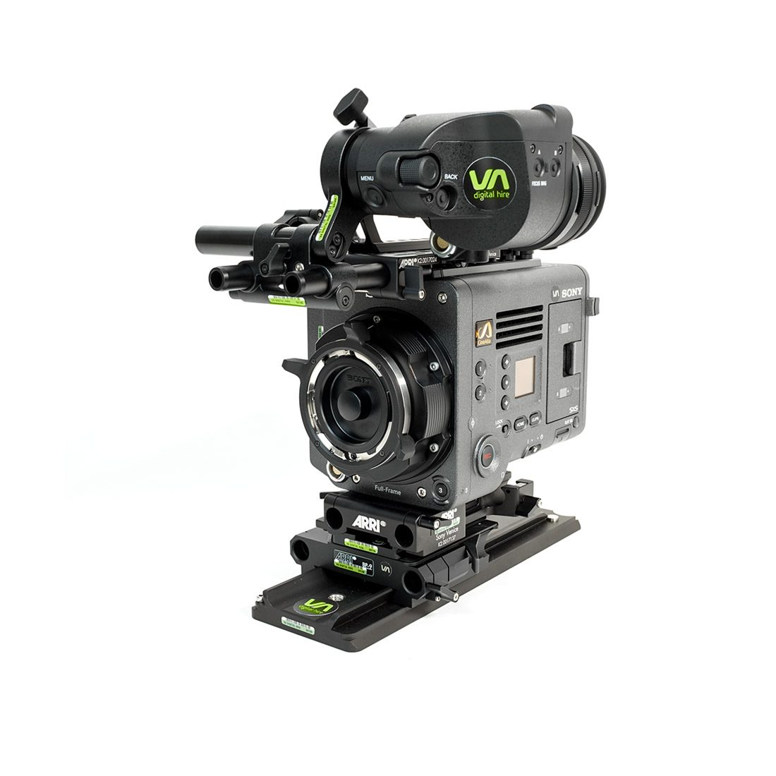 Sony Venice 4K Full Frame Cinema Rental Camera