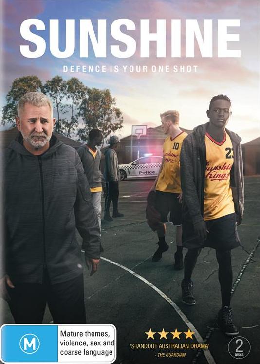 Sunshine - Production Cover