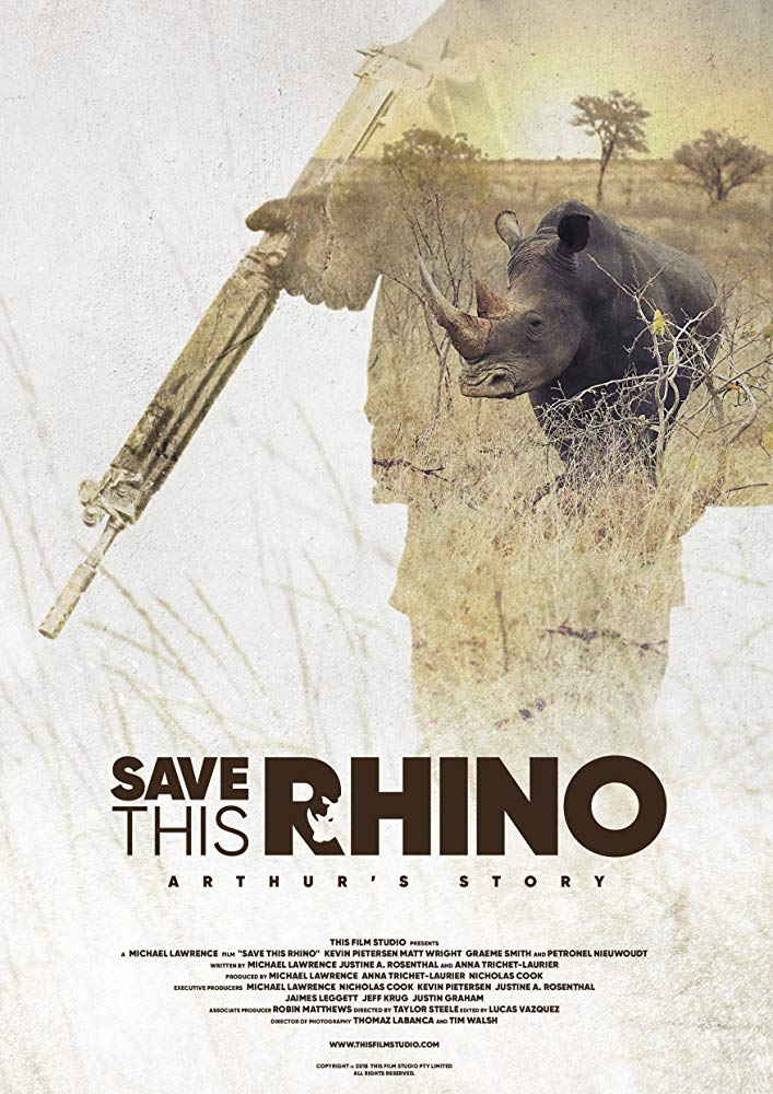 Save This Rhino - Production Cover