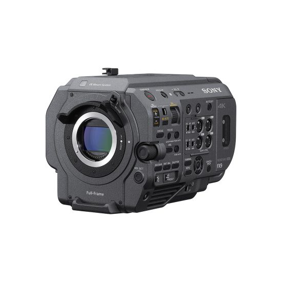 Sony PXW-FX9 6K Full Frame Camera