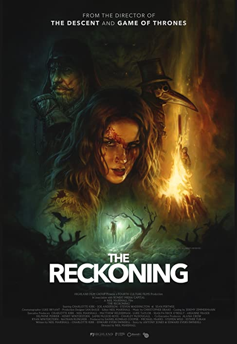 The Reckoning - Production Cover