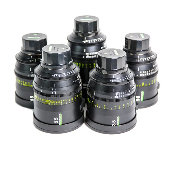 Tokina Cinema Vista Primes