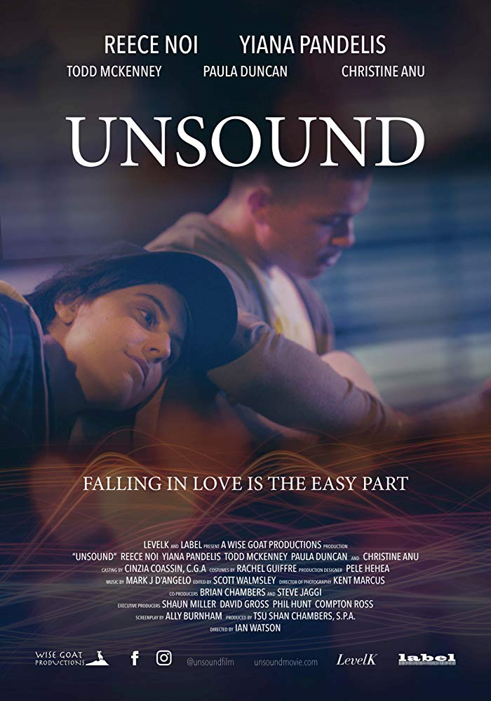 Unsound - Production Cover