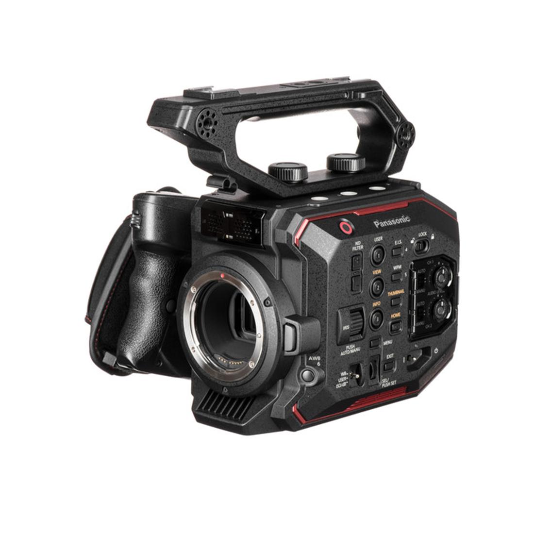 VA Hire Panasonic au-eva1 camera