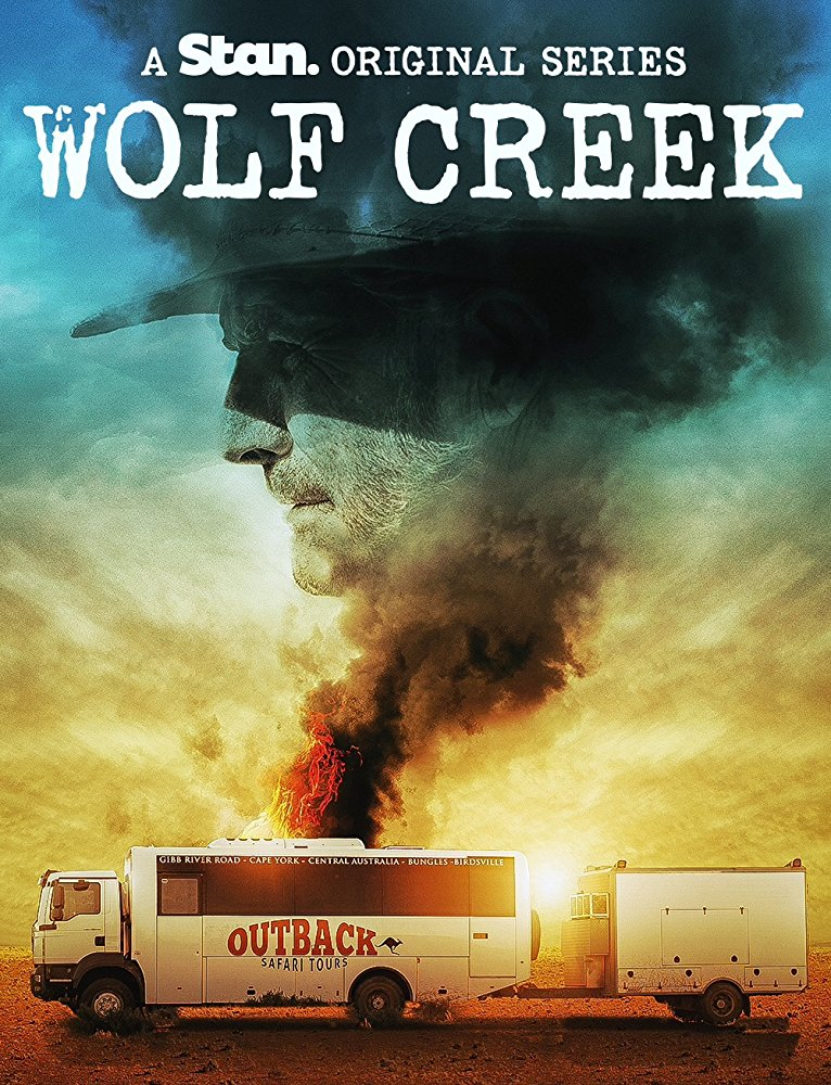 Wolf Creek: Season 2 - Production Cover