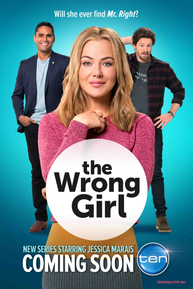 The Wrong Girl S2 - Production Cover