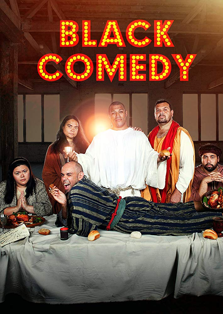 Black Comedy S3 - Production Cover