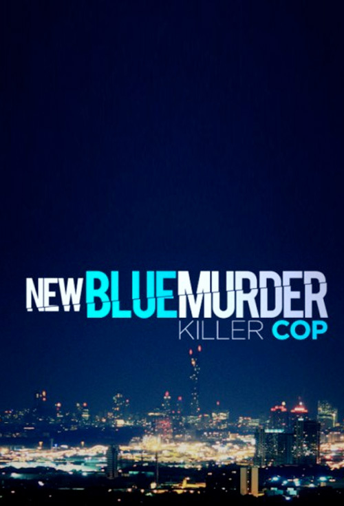 Blue Murder: Killer Cop - Production Cover
