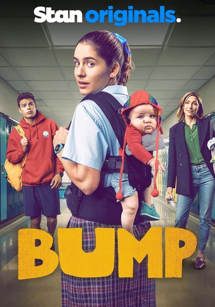 Bump - Production Cover