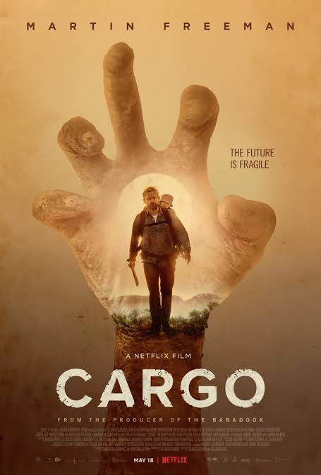 Cargo - Production Cover
