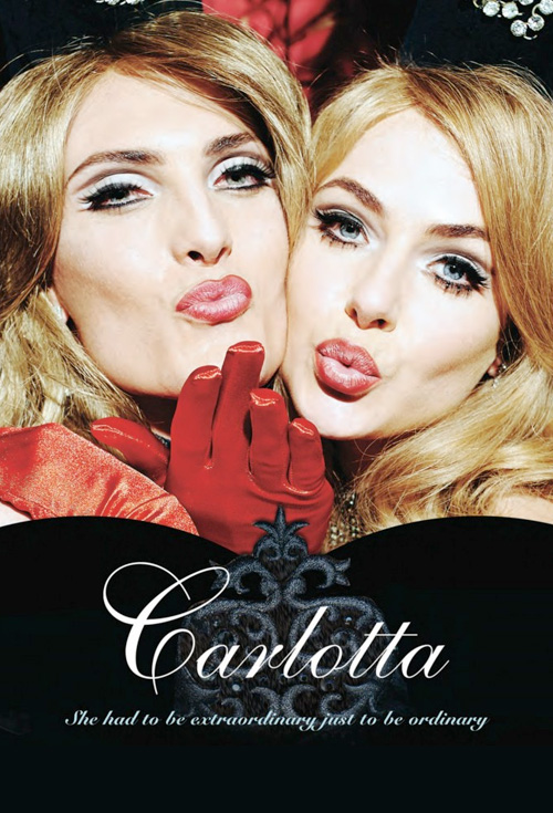Carlotta - Production Cover