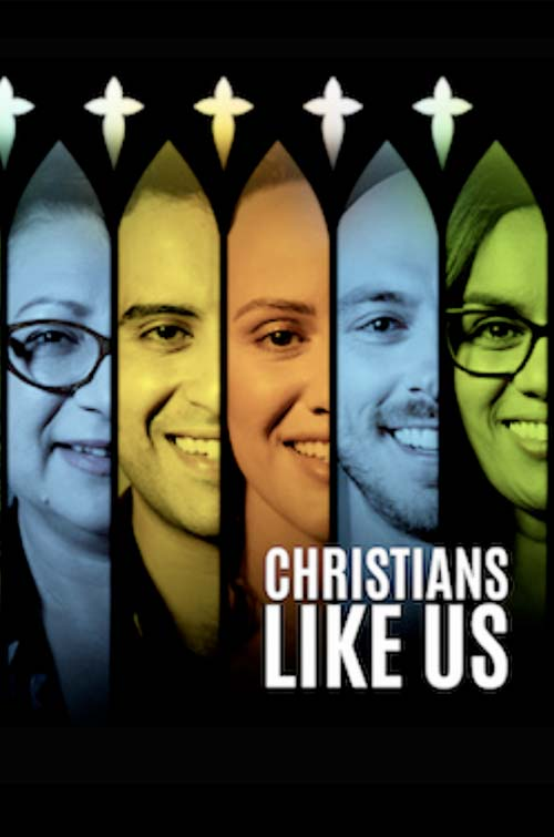 Christians Like Us - Production Cover