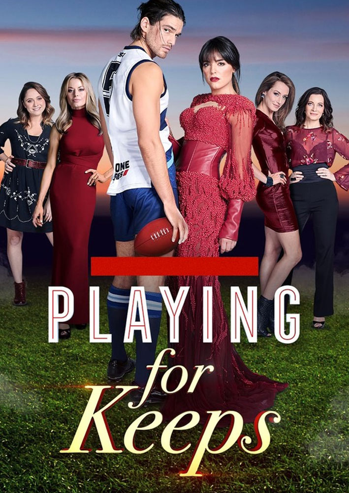 Playing For Keeps S1 - Production Cover