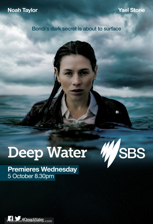 Deep Water - Production Cover