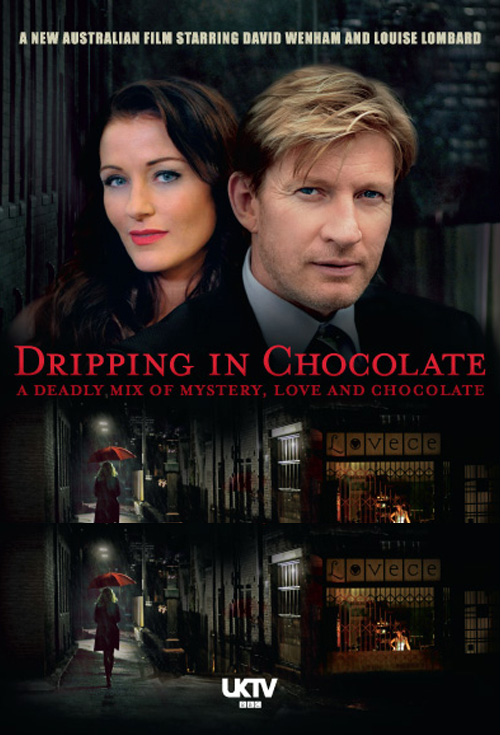 Dripping in Chocolate - Production Cover