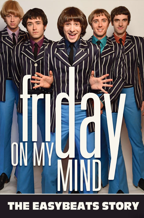 Friday On My Mind - Production Cover