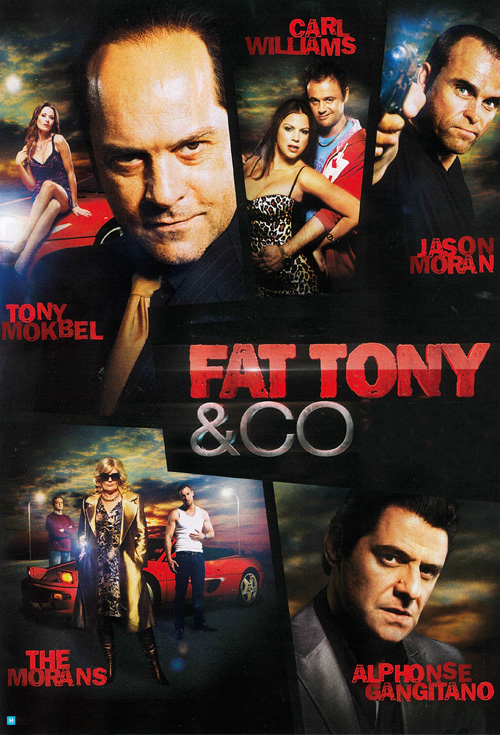 Fat Tony & Co - Production Cover