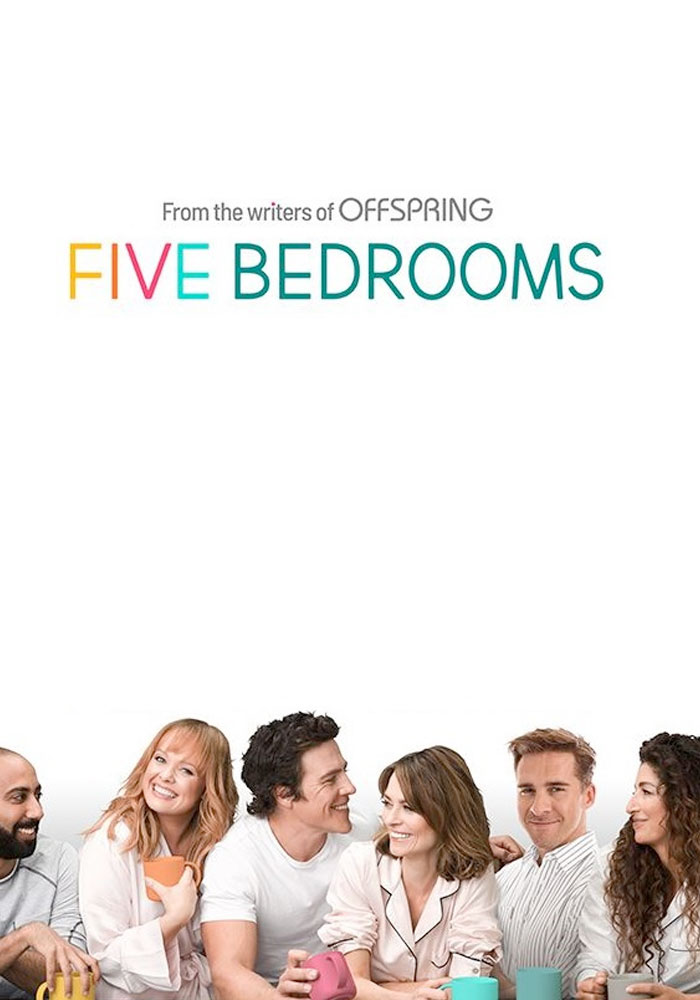Five Bedrooms S2 - Production Cover