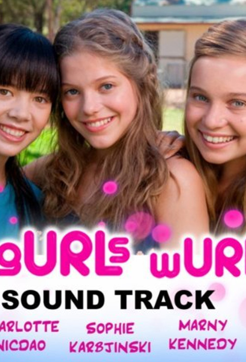 A Gurls World - Production Cover