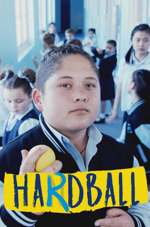 Hardball - Production Cover