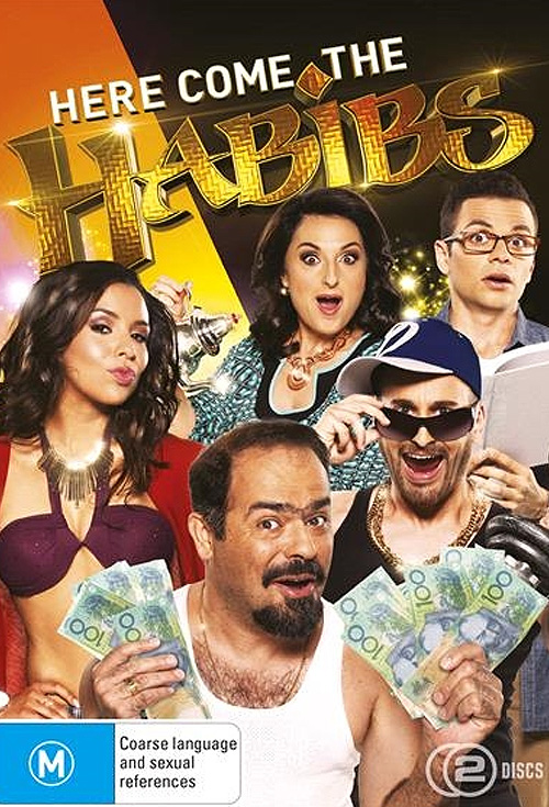 Here Come the Habibs - Production Cover