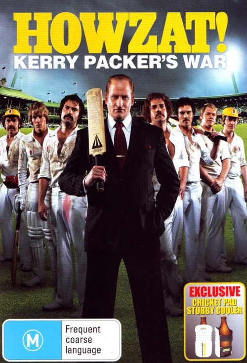 Howzat! Kerry Packer's War - Production Cover
