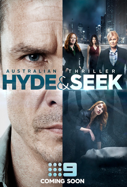 Hyde & Seek - Production Cover