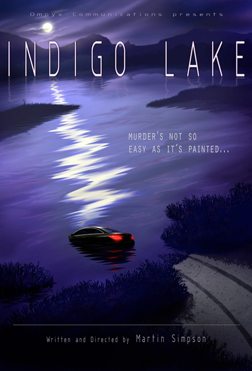 Indigo Lake - Production Cover