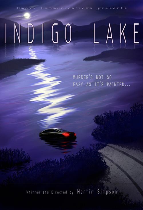 Indigo Lake - Production Cover