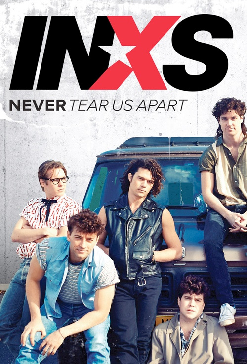INXS: The Untold Story - Production Cover