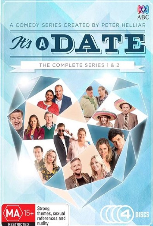 It's a Date - Production Cover