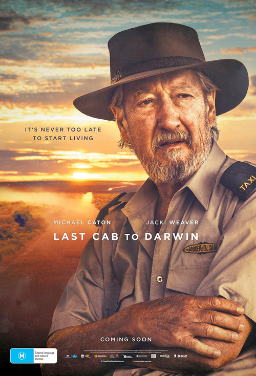 Last Cab to Darwin - Production Cover