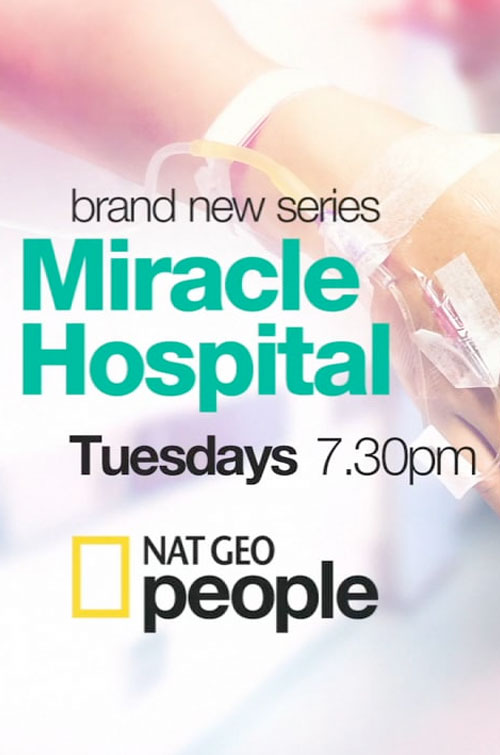 Miracle Hospital - Production Cover