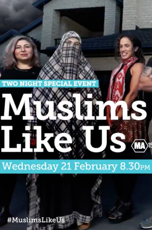 Muslims Like Us - Production Cover